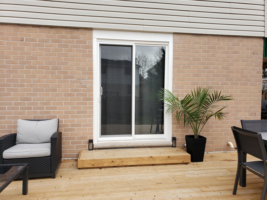 Renaissance high quality patio door installed in Keswick